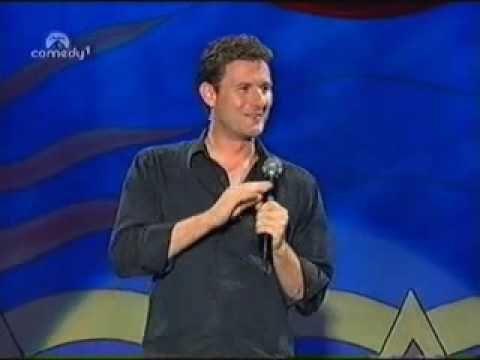 Adam Hills on language - an auatralian comedian I found via pinterest