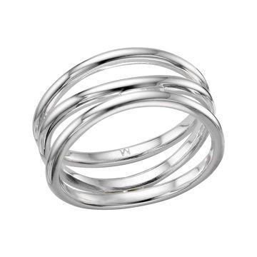 Women Rings, Hope Wide Ring