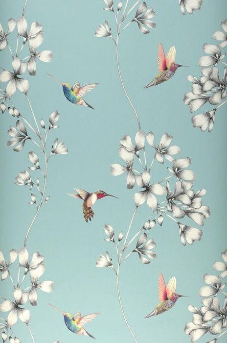 Les 25 meilleures id es de la cat gorie papier peint fleurs sur pinterest fond d 39 cran - Calculer la surface d un mur en m2 ...