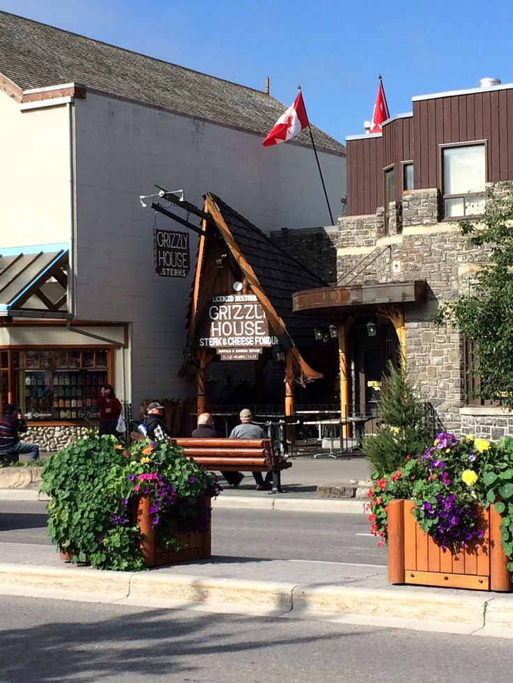 Grizzly House, Banff