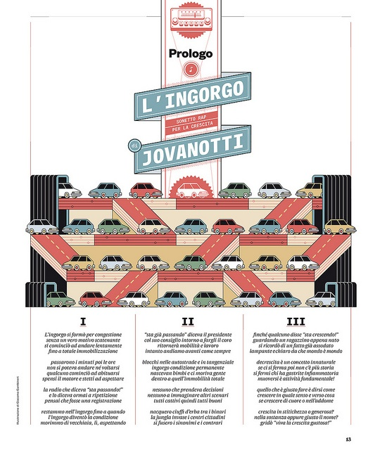 L'INGORGO di Jovanotti by Francesco Franchi, via Flickr