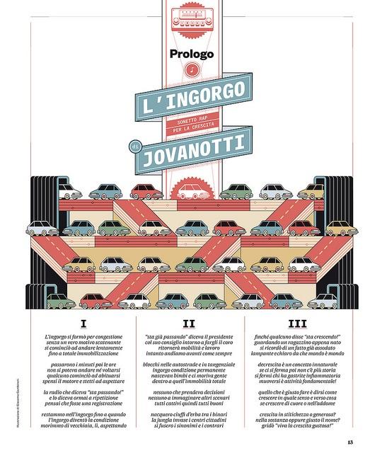 L'INGORGO di Jovanotti by Francesco Franchi, via Flickr