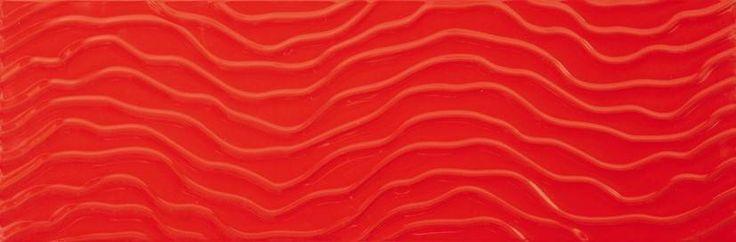 #Aparici #Modern Acces Red Sysmic 25,1x75,6 cm | #Gres #tinta unita #25,1x75,6 | su #casaebagno.it a 80 Euro/mq | #piastrelle #ceramica #pavimento #rivestimento #bagno #cucina #esterno
