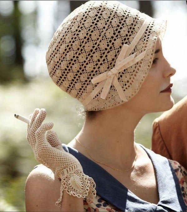 31 mejores imágenes de Sombreros en croche en Pinterest | Patrones ...