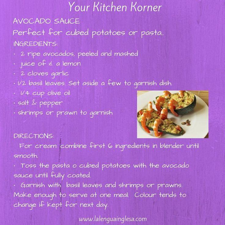 Korner Kitchen Menu