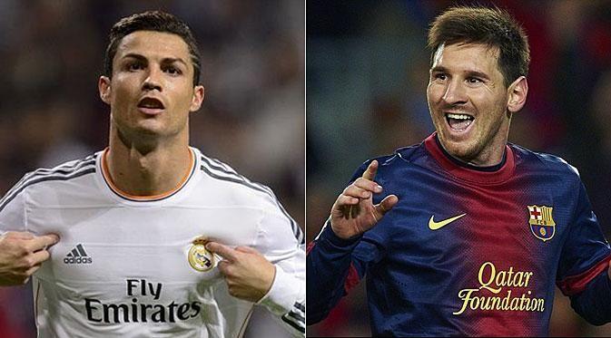 Bagaimana Menurut Anda  Siapa Yang Lebih Hebat: Ronaldo atau Messi?