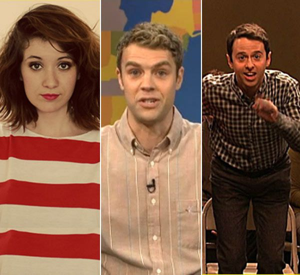 Brooks Wheelan, Noel Wells & John Milhiser All Fired From %u2018SNL%u2019