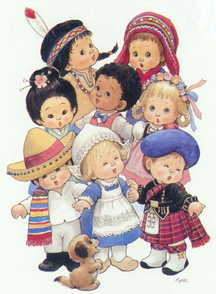 Картинки анимашки детские