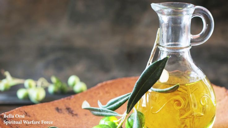 HOW TO PREPARE AND PRAY OVER ANOINTING OIL/PRAYER INCL in