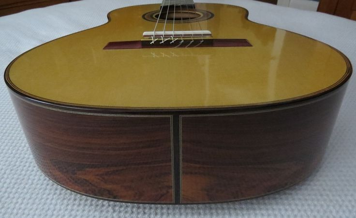 Spruce and Rosewood classical guitar...Domenic Roscioli Guitars
