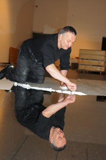 Clay Ellis, a master at work.