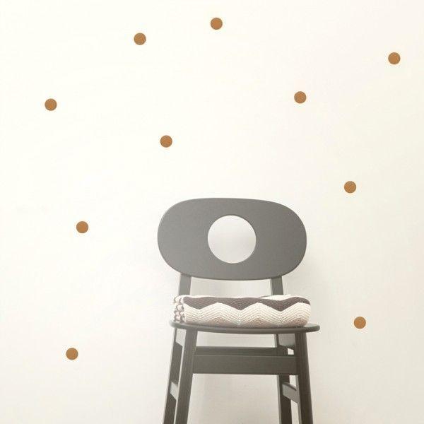 Ferm Living Mini Dots muursticker