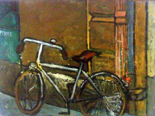 Rower - Jozef Czapski 1956Polish 1896-1993