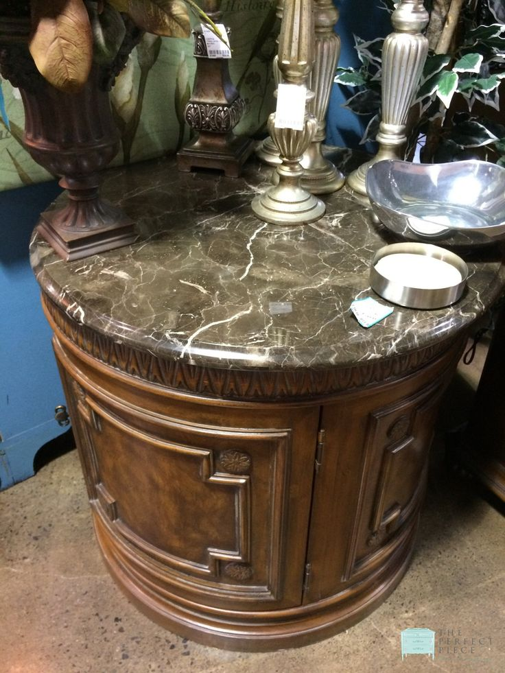 Round Marble Top Accent Table This beautiful marble top accent table could  work in  Marble TopHome FurnishingsAccent. Best 25  Next home furnishings ideas only on Pinterest   Cottage