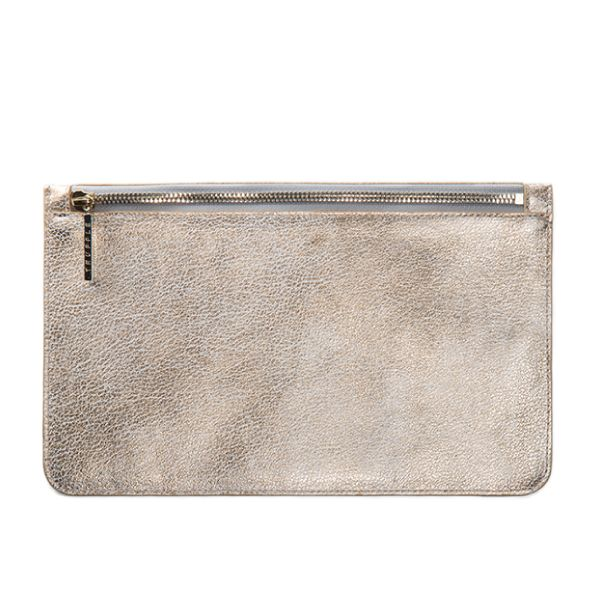 Leather Statement Clutch - Liberty by VIDA VIDA Recommend For Sale Cheap Sale Sneakernews 2018 Unisex Cheap The Cheapest XYSYgrMKO