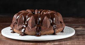 Vegan κέικ σοκολάτας από τον Άκη Πετρετζίκη