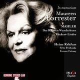 In Memoriam Maureen Forrester: Mahler - Des Knaben Wunderhorn [CD], 28905363