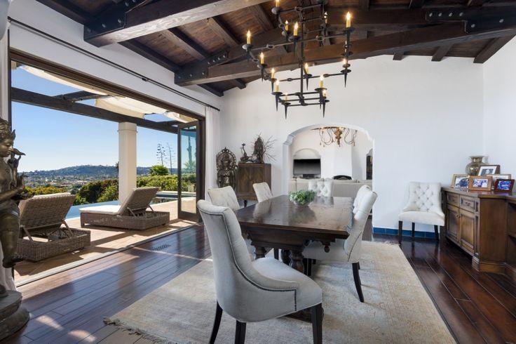 Santa Barbara Riviera Ocean View Home  1540 Knoll Circle Drive  Santa Barbara, CA 93103