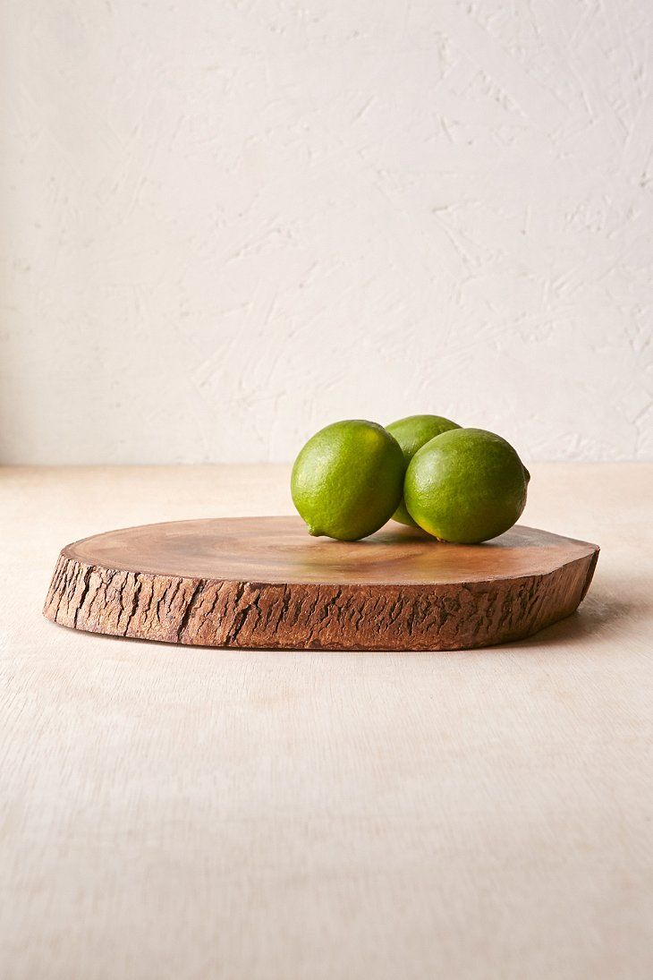 Acacia Wood Slab Cutting Board