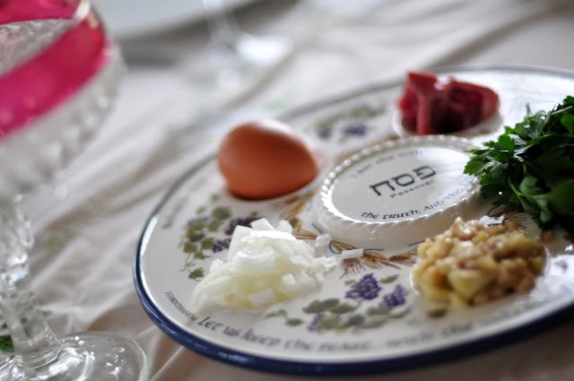 why a Christian family may celebrate Passover: a Messianic seder