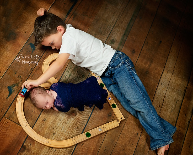 I will have this done and printed on the biggest canvas ever... It'd be SO precious in my boys room.