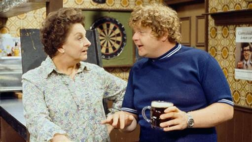 Tribute picture gallery to actor Geoffrey Hughes who played Eddie Yeats | Coronation Street - ITV Soaps
