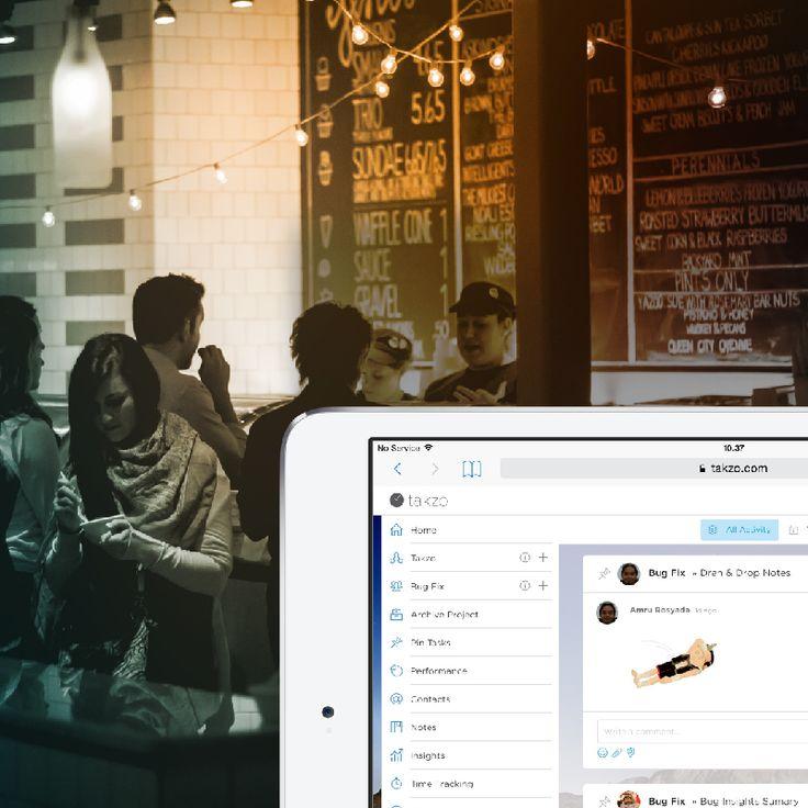 Takzo | Blog  Takzo is a fun task management performance based application. #Takzo #Task #TaskIsFun #TaskManagement #ProjectManagement #App #WebApp #Application #startup #UI #UX #Design #BMW #Indonesia #Background #Custom #HipsterCaffee #iPad #CoffeeShop
