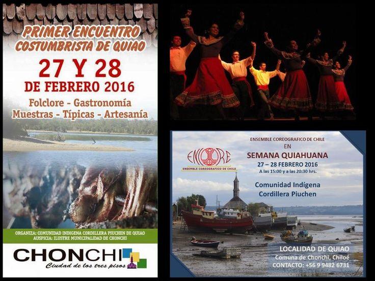 Encore en Chiloé 2016