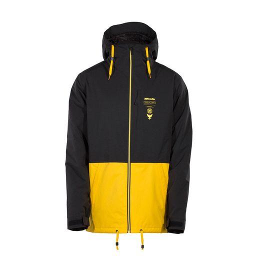 ARMADA | Carson Insulated Jacket Black/Yellow