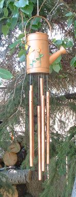 How to make your own windchimes