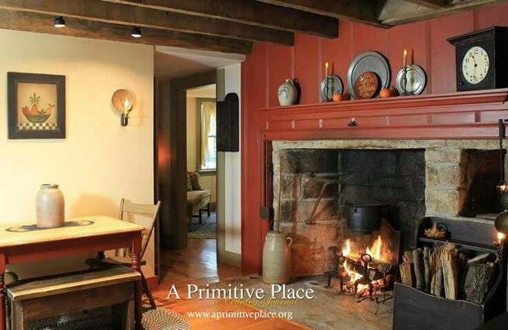 1000 Images About Primitive Homes Decor On Pinterest