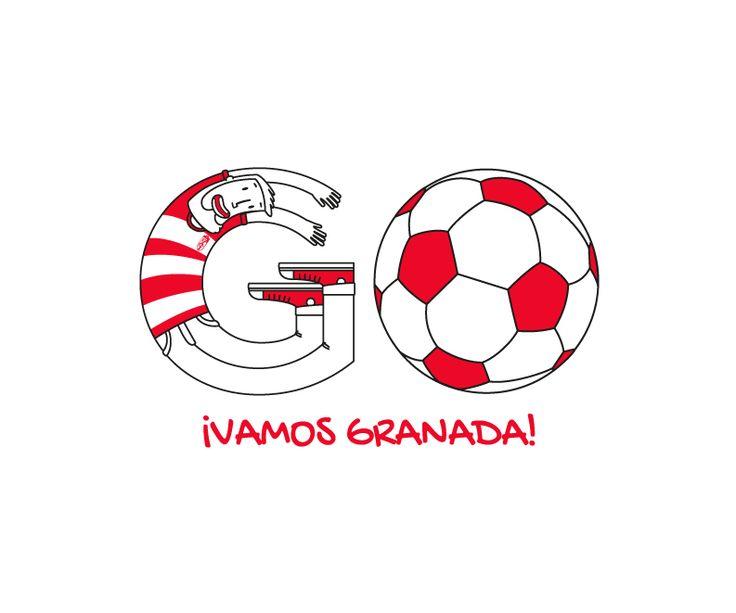 Granada CF - Diseño gráfico y diseño web - Squembri