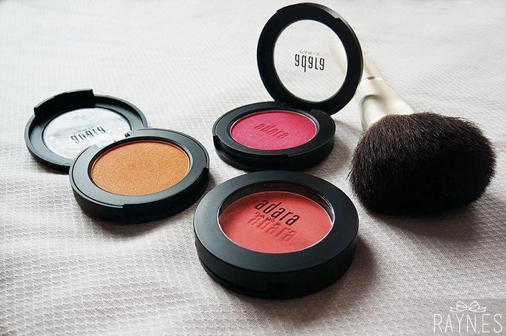 Review / Reseña: Adara Paris Blushers | Beauty by Rayne