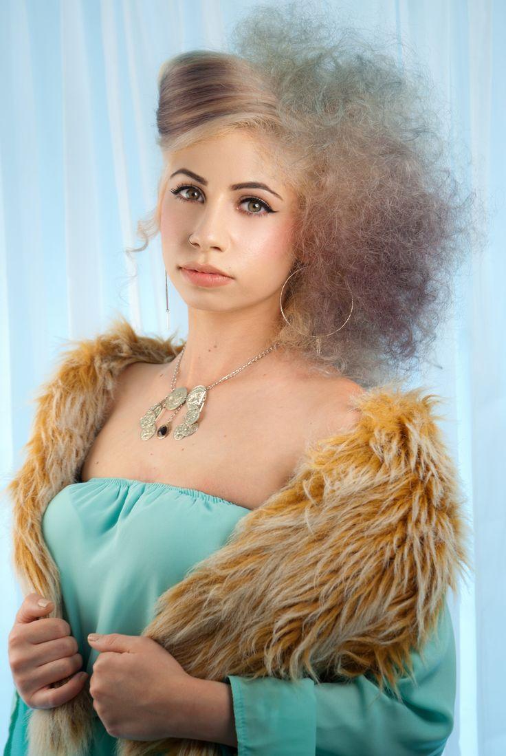 https://flic.kr/p/nRgWad | Hair Trend | Hairstylist: Bailey Bute Model: Terrah Bella Makeup Artist: Dani M Stylist: Jessica Wilkerson with Darling of Mine Jewelry