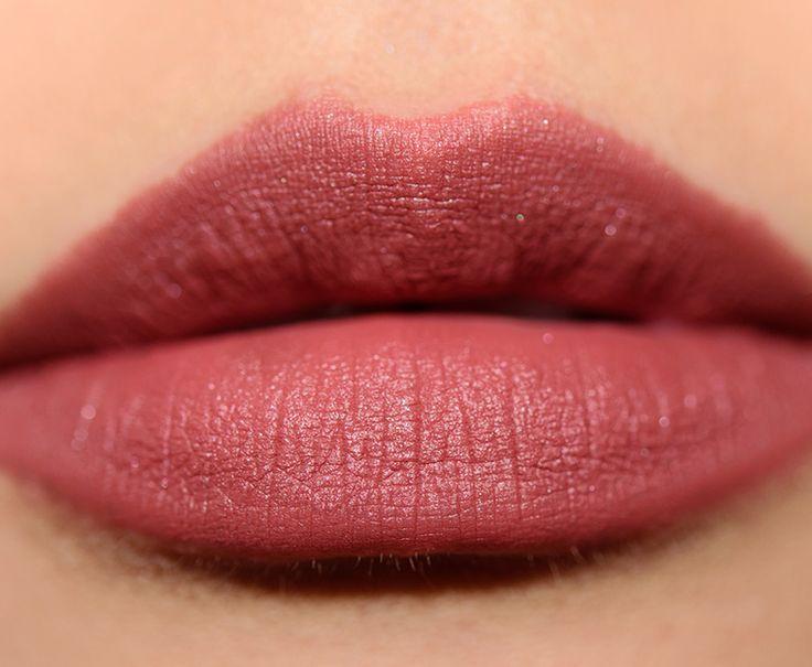 NARS Bahama Velvet Matte Lip Pencil Review & Swatches