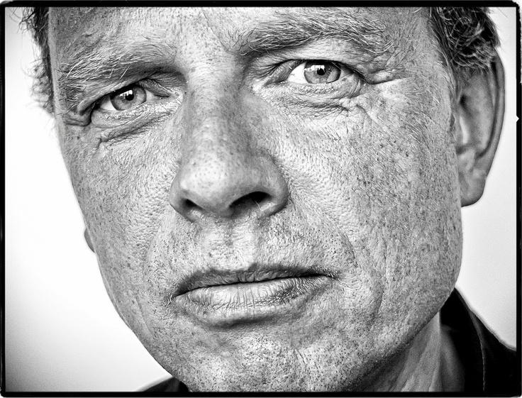 Portrait with Fuji X10 by Patrick van den Hurk.