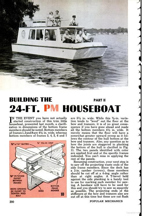 Popular Mechanics - Google Books | Container, Tiny And Mobile House Ideas | Plywood boat plans ...