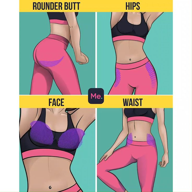 Workout for Perfect Body