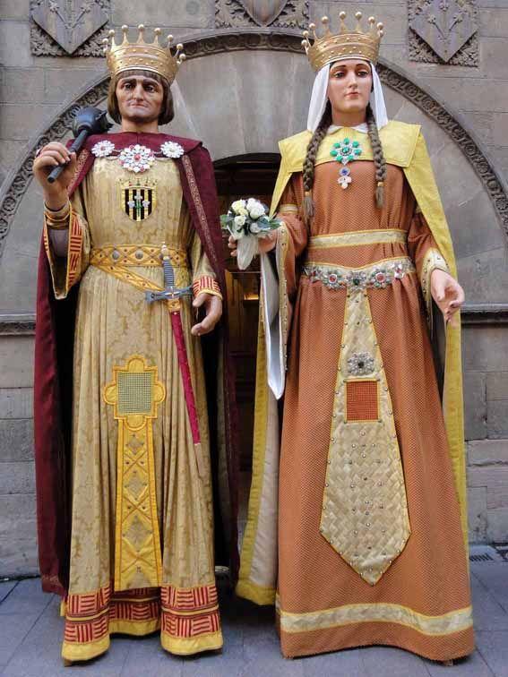 Gegants de la Paeria de Lleida