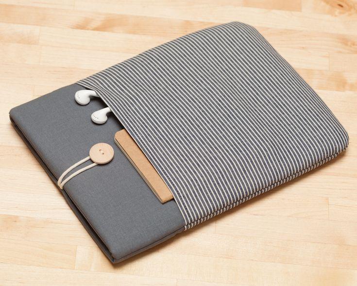 Notebook-Sleeves - Macbook Tasche / Laptoptasche 13 zoll - ein Designerstück von nimoo bei DaWanda