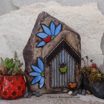 Mosaic Garden Stones 2011 thru 2013