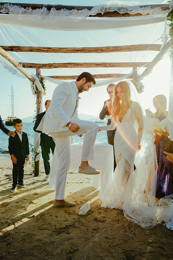 Chic boho γαμος στη Ναξο | Sivan & Paul - Love4Weddings