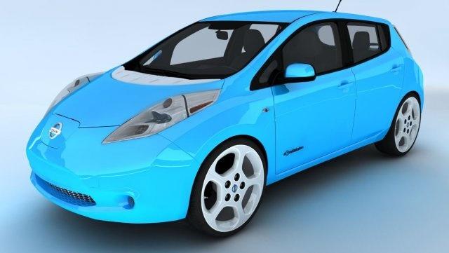 All Electric Car Images On Pinterest