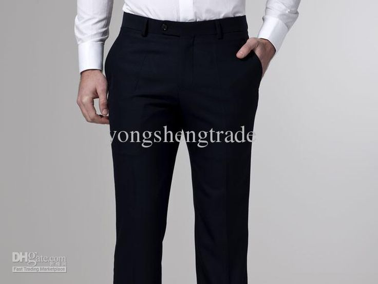 Dinner Jacket Tuxedo Wool Blend Men Wedding Tuxedo Custom Made Suit Slim Fit Navy Suit Mens Clothing Mens Prom Tuxedos Modern Tuxedos From Yongshengtrade, $87.14| Dhgate.Com