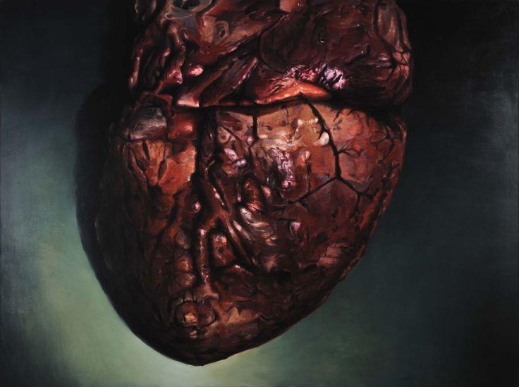 Damien Cadio - 2012 oil on canvas - 200 x 240 cm www.evahober.com