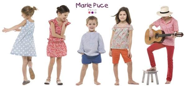 Marie Puce : collection printemps-été 2012