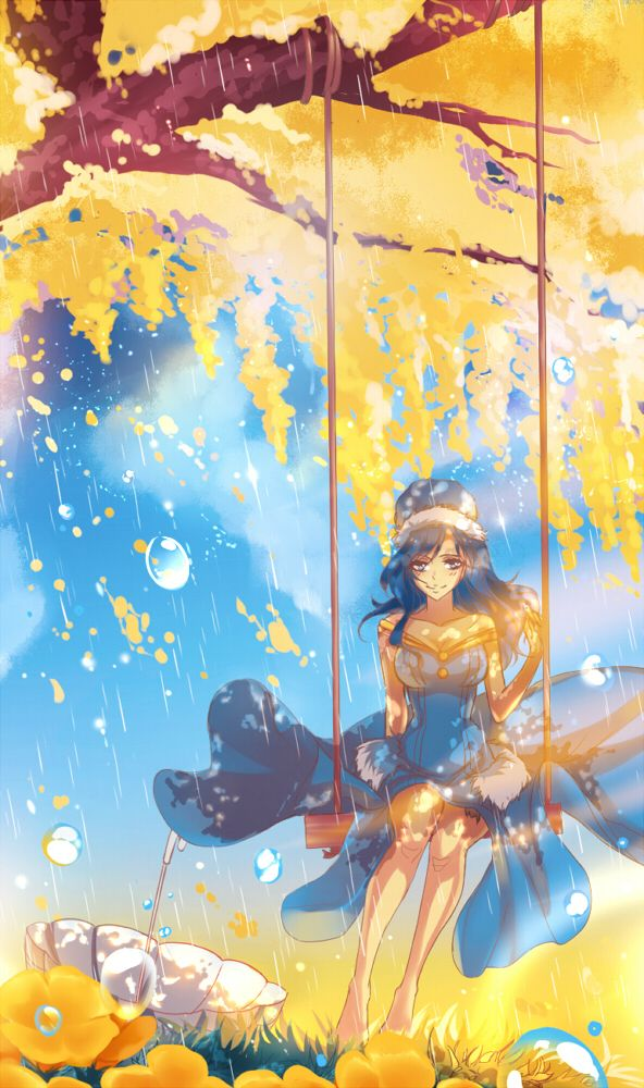 FT Wings of rain by Kristallin-F on deviantART
