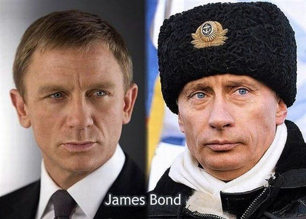 THIS is a big reason why I won't watch the new Bond films