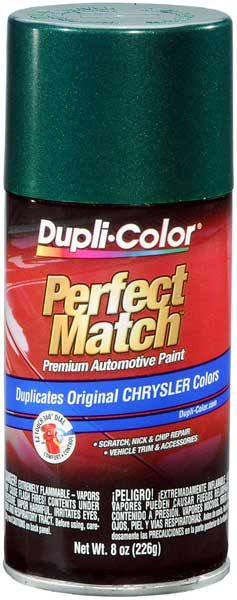 Chrysler - Dodge - Jeep Forest Green Pearl Auto Spray Paint - PG8 1995-2002: Dupli-Colors Forest Green… #CarParts #AutoParts #TruckParts