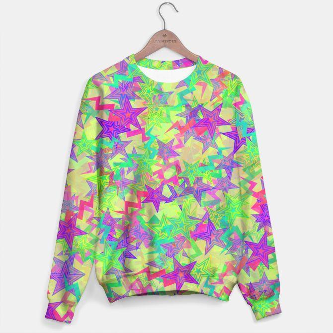 Shooting Stars Sweater